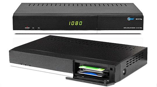 Globo HD-X110p