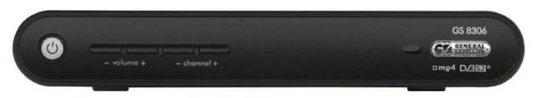 gs-8306 передняя панель